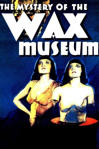 'Mystery of the Wax Museum (1933)
