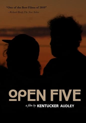 Poster of Open Five