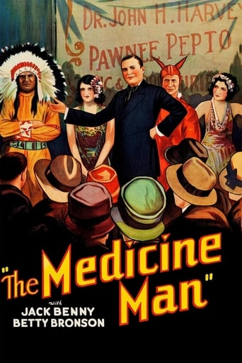 Poster of The Medicine Man