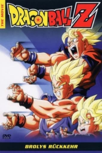 Dragon Ball Z - The Movie: Brolys Rückkehr