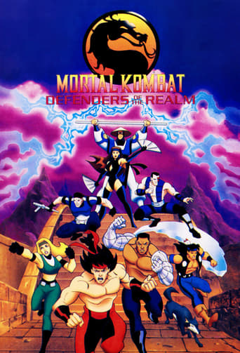 Poster of Mortal Kombat: Defenders of the Realm