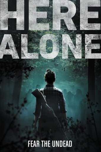 Poster of Here Alone