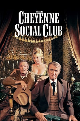 Poster of The Cheyenne Social Club