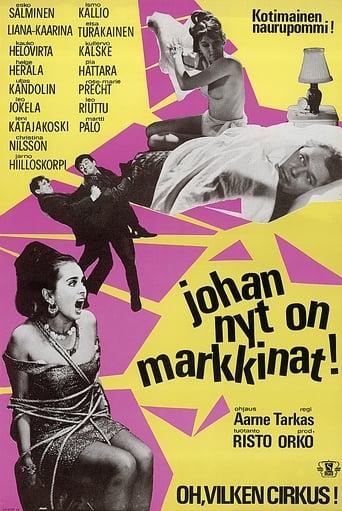 Poster of Johan nyt on markkinat!