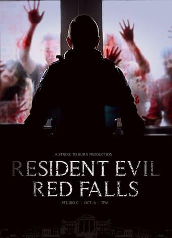 resident evil red falls 2013