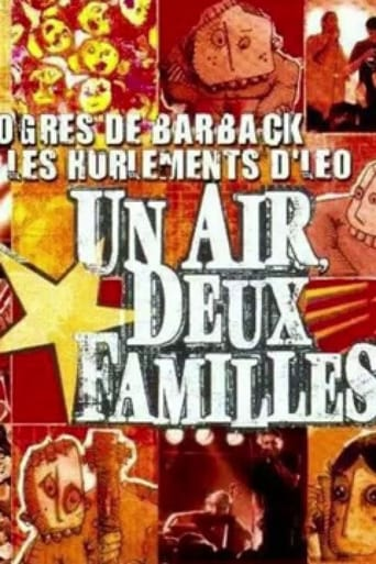 Les Ogres de Barback et Les Hurlements d'Léo - Un air deux familles