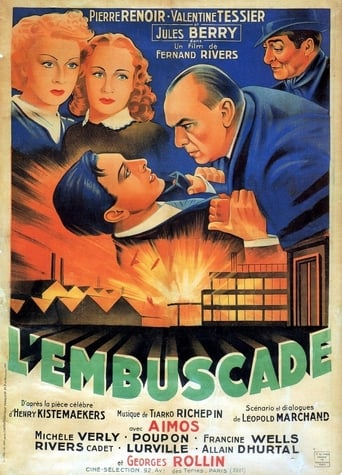 Poster of L'Embuscade