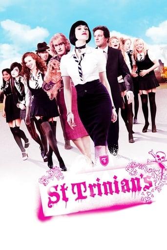 Poster of St. Trinian's - Pensionnat pour jeunes filles rebelles
