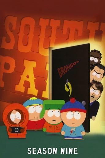 South Park 9ª Temporada - Poster