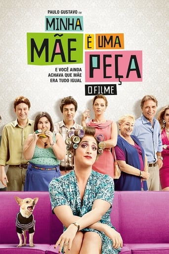 Poster of My Mom is a Character: The Film