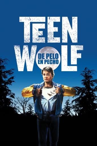 Poster of Teen Wolf (De pelo en pecho)