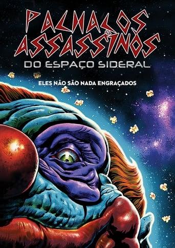 Palhaços Assassinos do Espaço Sideral - Poster