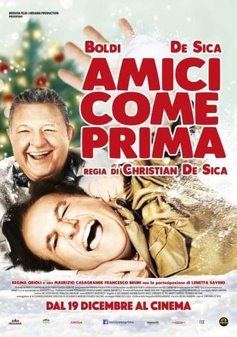 Poster of Amici come prima