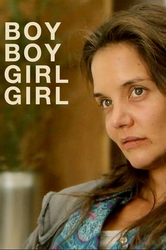 Poster of Boy Boy Girl Girl