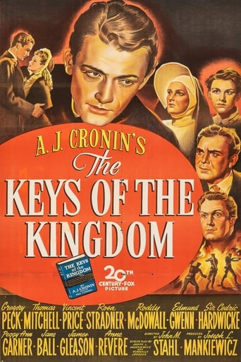 Poster of The Keys of the Kingdom