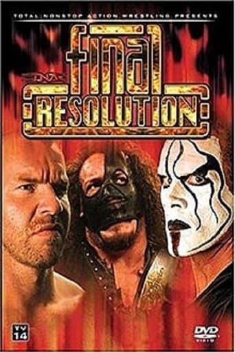 Watch TNA Final Resolution 2007 Free Movie Online