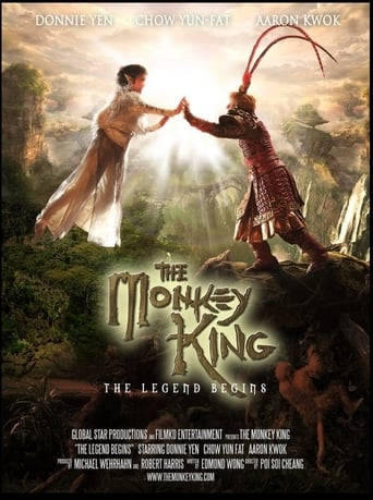 Poster of The Monkey King: The Legend Begins