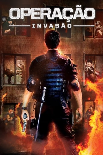 Operação Invasão - Poster
