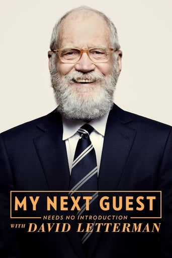 Poster of My Next Guest Needs No Introduction With David Letterman