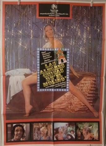 Poster of Las alegres chicas de 'El Molino'