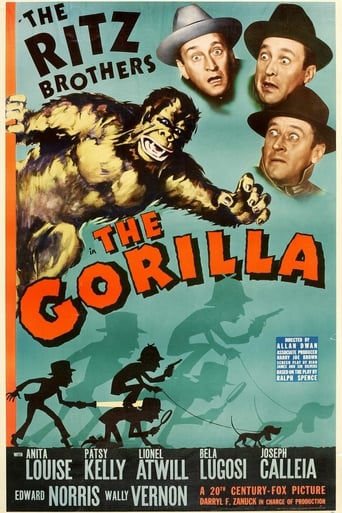 Poster of The Gorilla