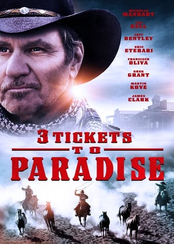Poster 3 Tickets to Paradise