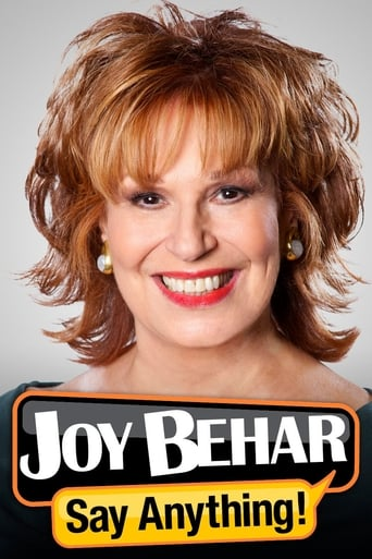 Poster of Joy Behar: Say Anything!