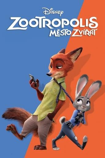 Poster of Zootropolis: Město zvířat