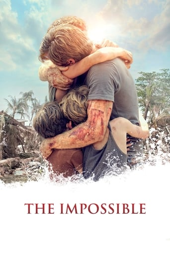 Poster of The impossible