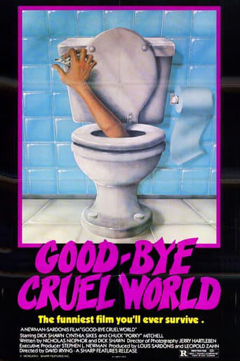 Poster of Good-bye Cruel World