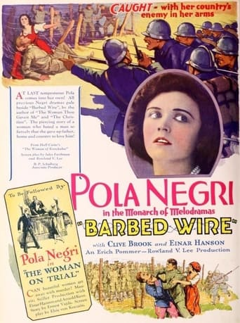 Poster of Barbed Wire