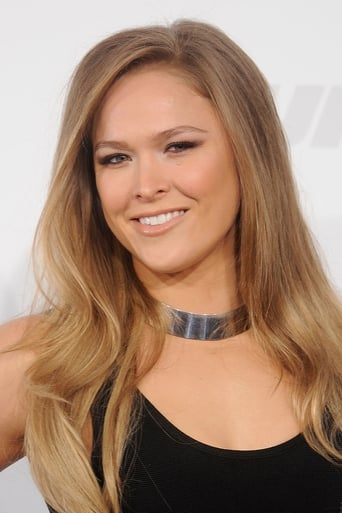 Ronda Rousey alias Fight Instructor