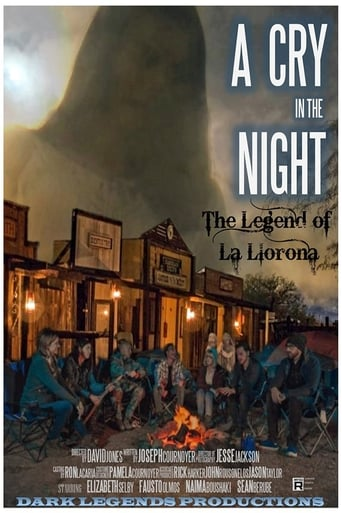 Poster of A Cry in the Night: The Legend of La Llorona