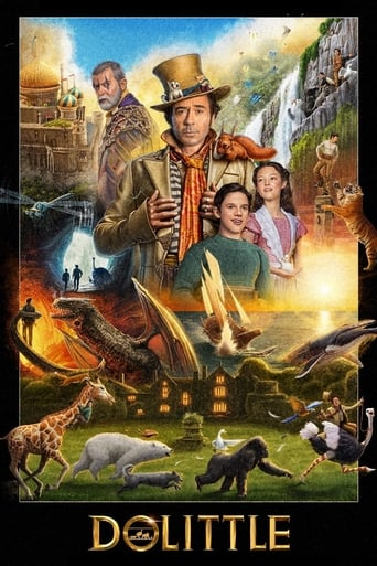 poster of Dolittle