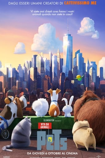 Cartoni animati Pets - Vita da animali - The Secret Life of Pets