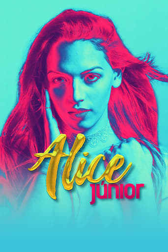 Alice Júnior - Poster