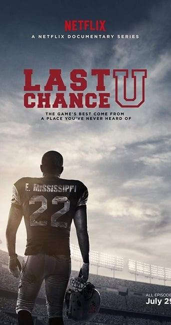 Last Chance U 1ª Temporada - Poster