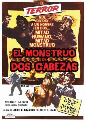 Poster of El monstruo de dos cabezas