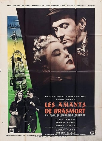 Poster of The Lovers of Bras-Mort