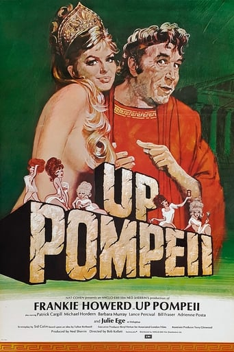 Poster of Up Pompeii