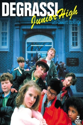 Poster of Degrassi Junior High