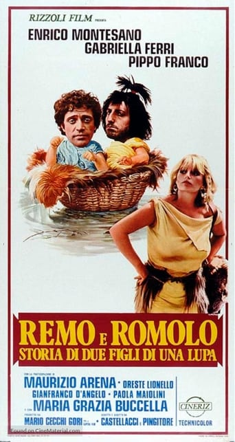 Poster of Romulus and Remus: The Story of Two Sons of a Wolf