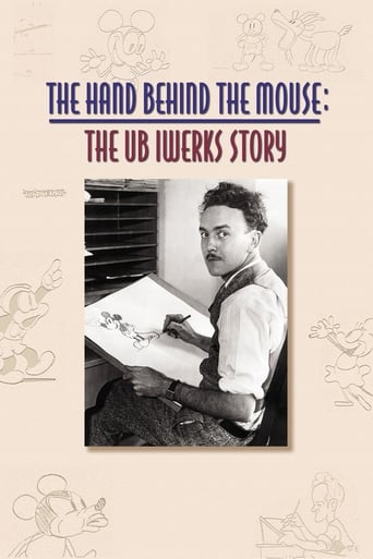 Poster of The Hand Behind the Mouse: The Ub Iwerks Story