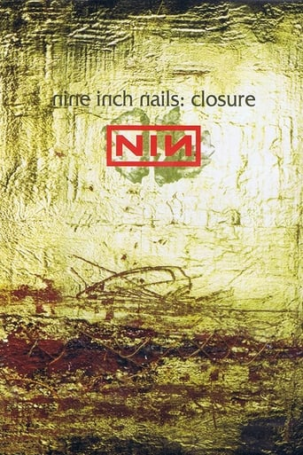 Poster of Nine Inch Nails: Closure