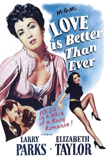Poster of Love Is Better Than Ever