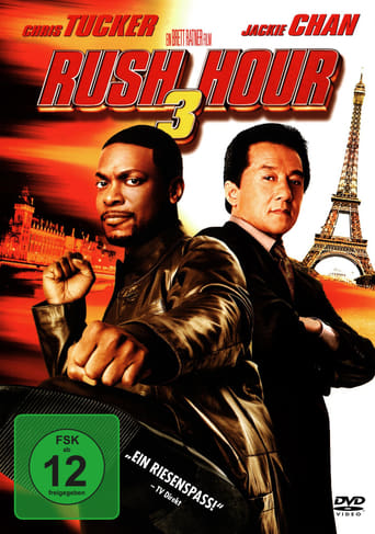 Rush Hour 3 - Action / 2007 / ab 12 Jahre