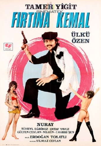 Poster of Fırtına Kemal