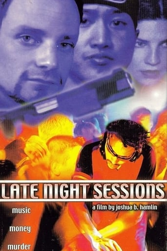 Poster of Late Night Sessions