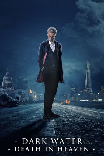 Poster of Doctor Who: Dark Water/Death in Heaven