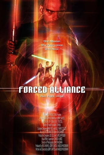 Poster of Forced Alliance